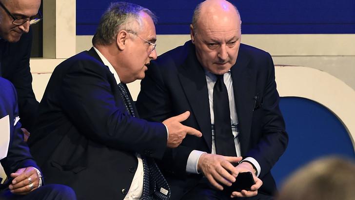 """Marotta-Lotito, rissa in Lega: il presidente della Lazio avrebbe detto """"Qua sò tutti impiegati"""""""