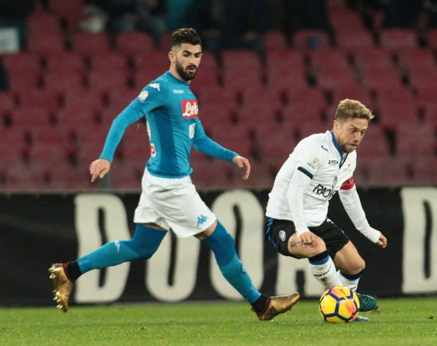 Sky: Hysaj ha avuto un attacco febbrile, è in dubbio per Napoli-Lazio
