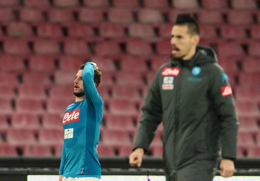 CorMez: Mertens a un gol da Hamsik (che proprio a Brescia è cresciuto ed esploso)