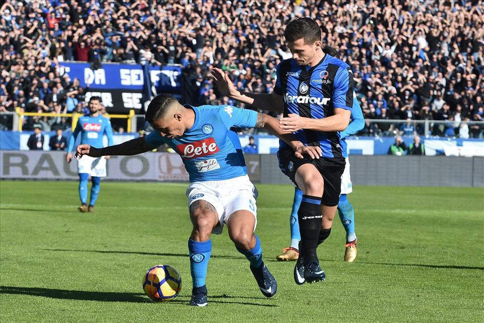 Per battere Gasperini, il Napoli di Sarri si è adattato al ritmo dell'Atalanta