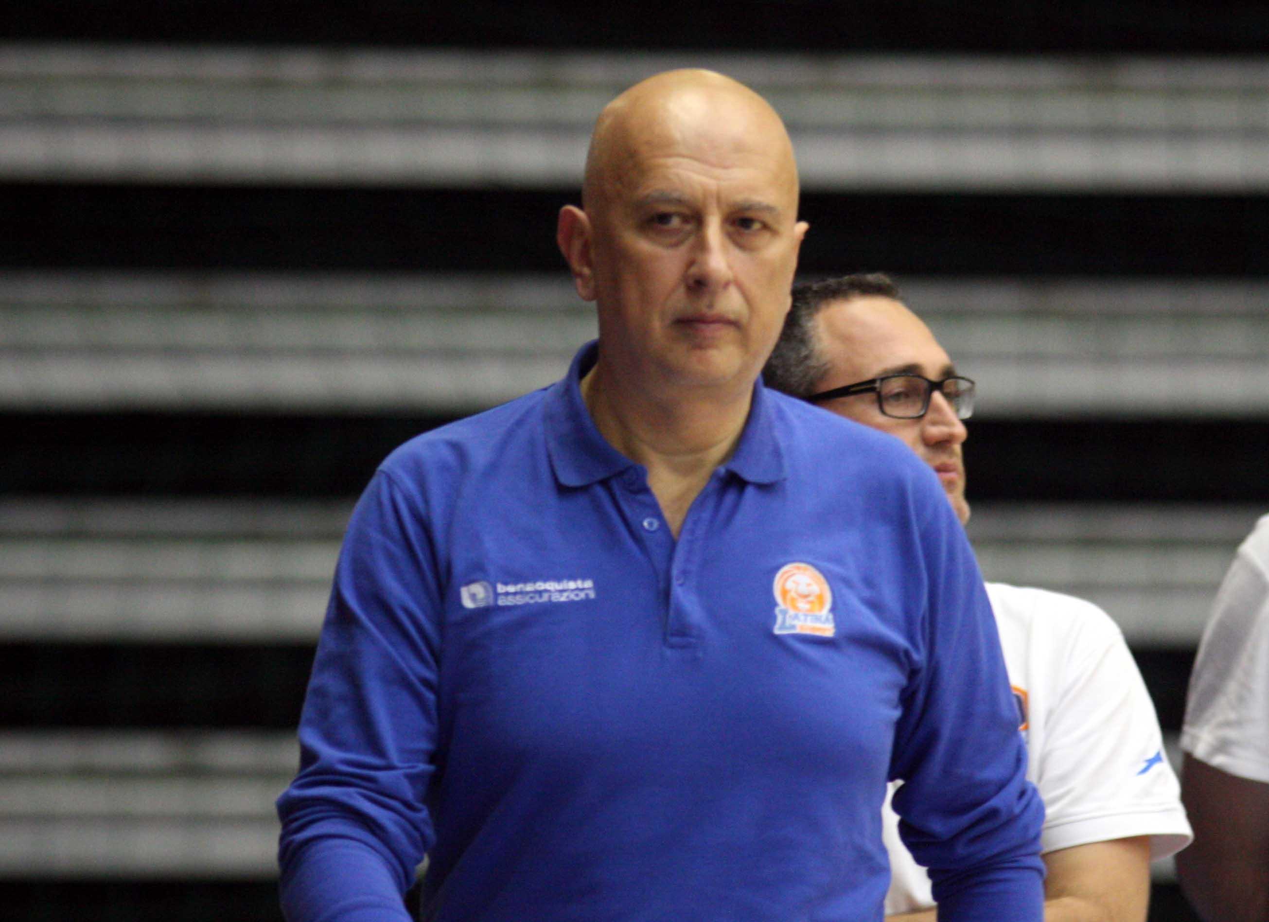 Maurizio Bartocci è il nuovo coach del Cuore Napoli Basket