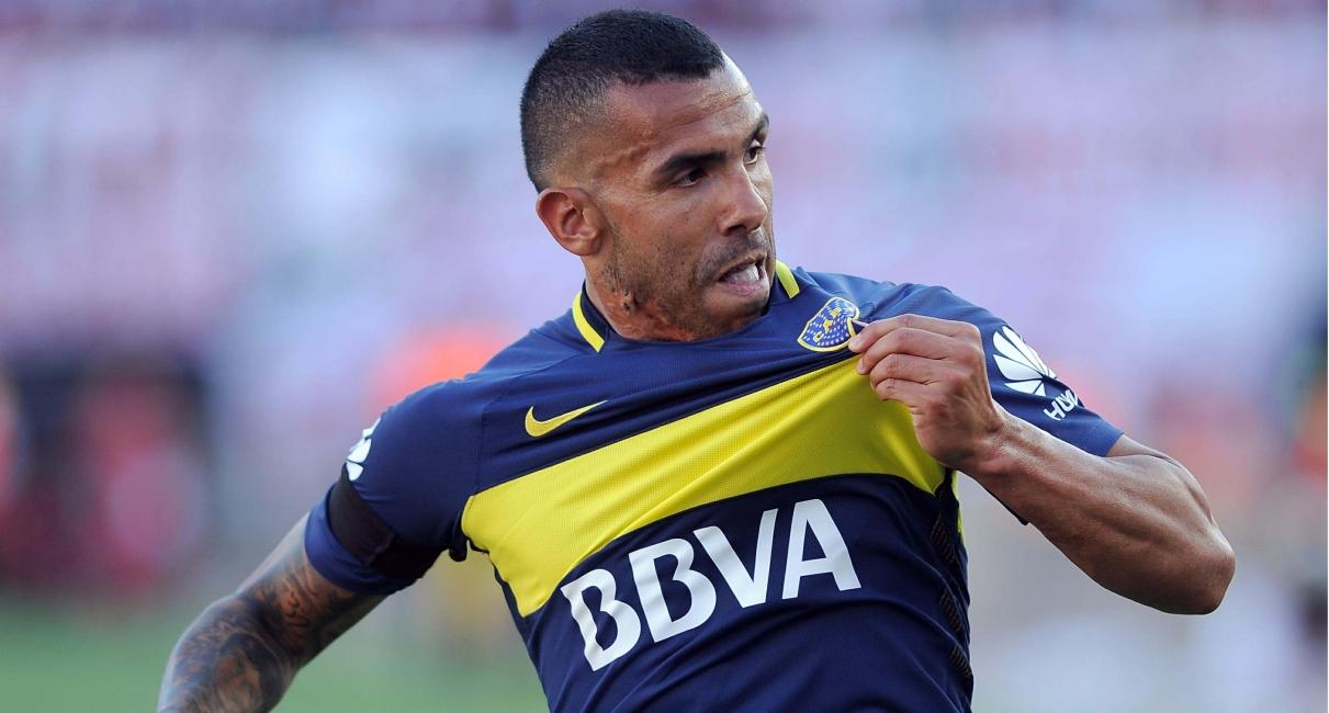 Tevez torna al Boca e parla dell'esperienza in Cina: «Sette mesi di vacanza»
