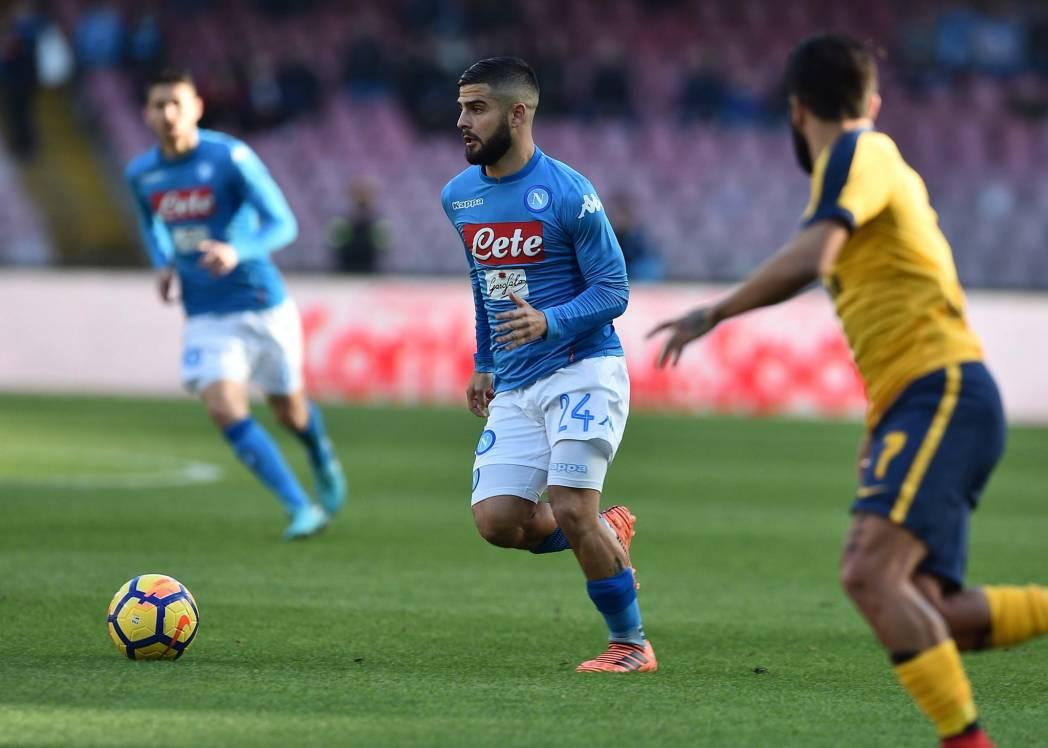Napoli-Verona 0-0, il primo tempo: attacco contro difesa, ma non segnare è un torto