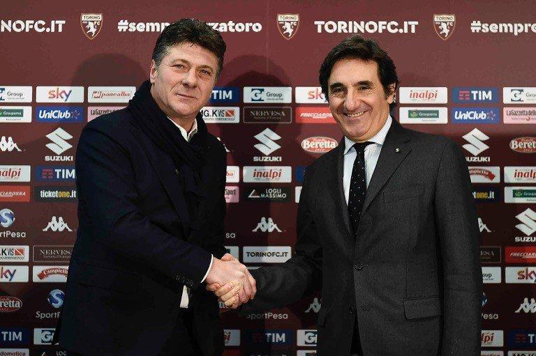 Mazzarri: «Felice di essere al Torino, nelle squadre del mio passato si è sempre vista la mia mano»