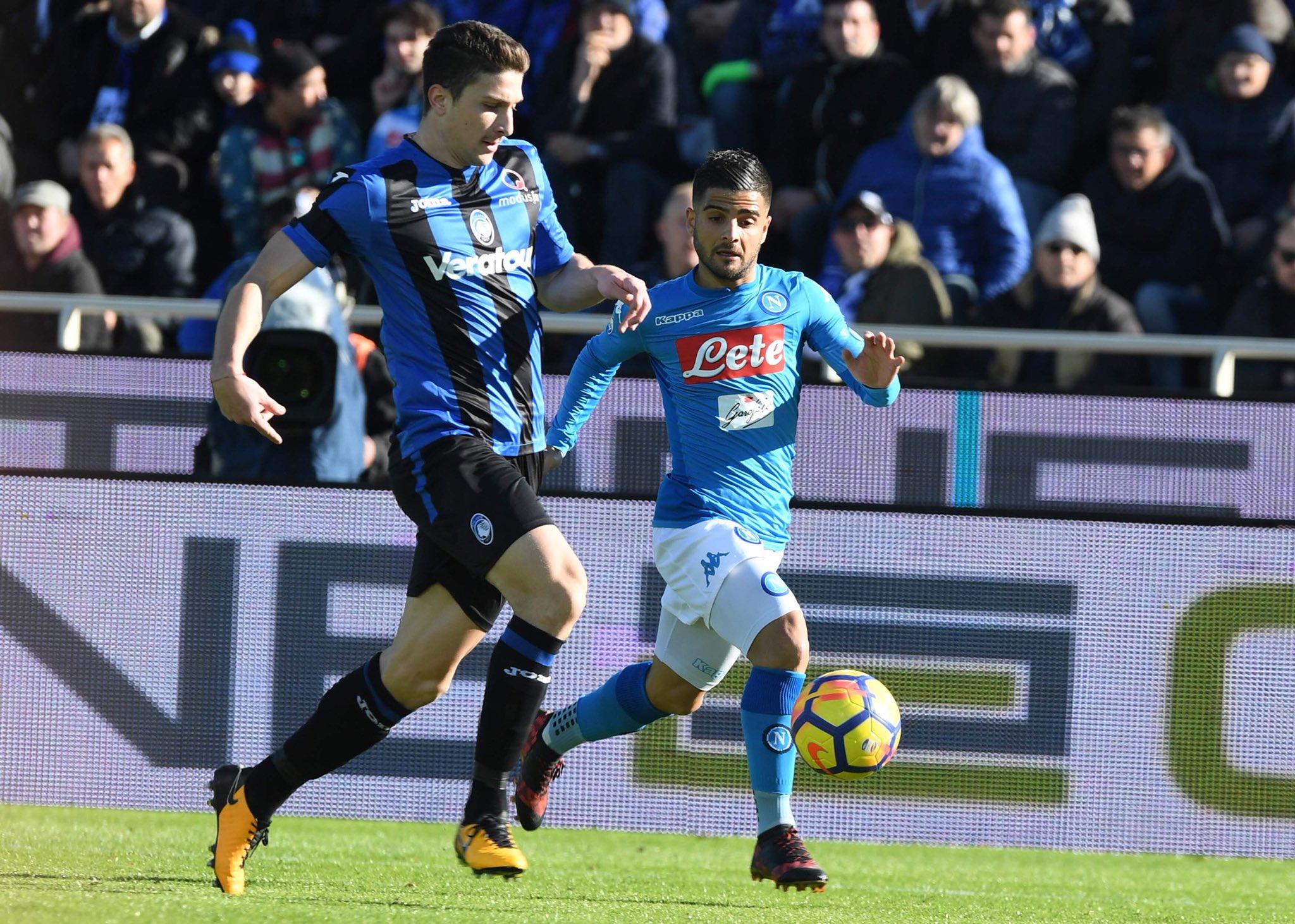 Atalanta-Napoli 0-0, il primo tempo: duello tattico e fisico, per il momento è pari e patta