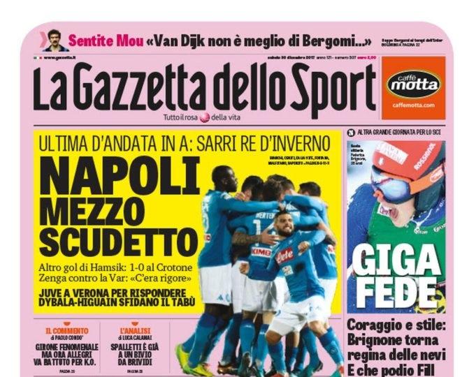 Calciatori Panini 2017/2018, le figurine speciali per Hamsik e il Napoli Campione d'Inverno