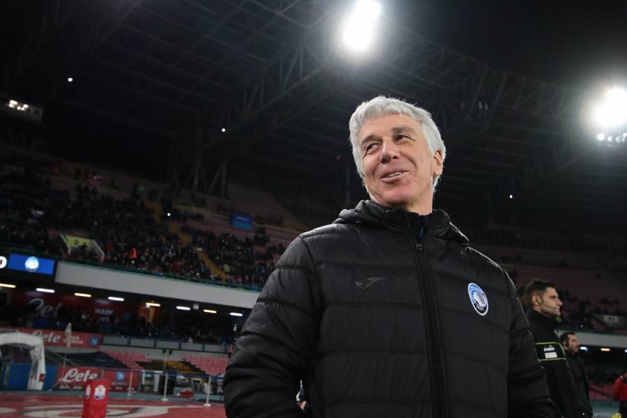 Gasperini: «Il gol di Mertens è un episodio grave, soprattutto col Var»