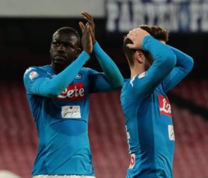 Il Mattino: per la Juve non recuperano Dries e Koulibaly. Ou