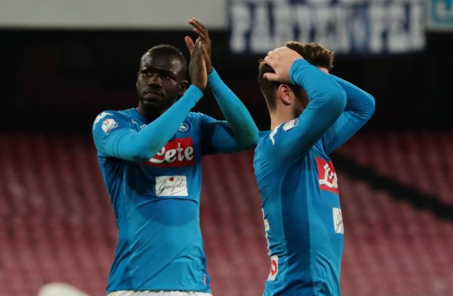 Napoli-Atalanta è la scelta palese di tutto l'ambiente azzurro: esiste solo il campionato