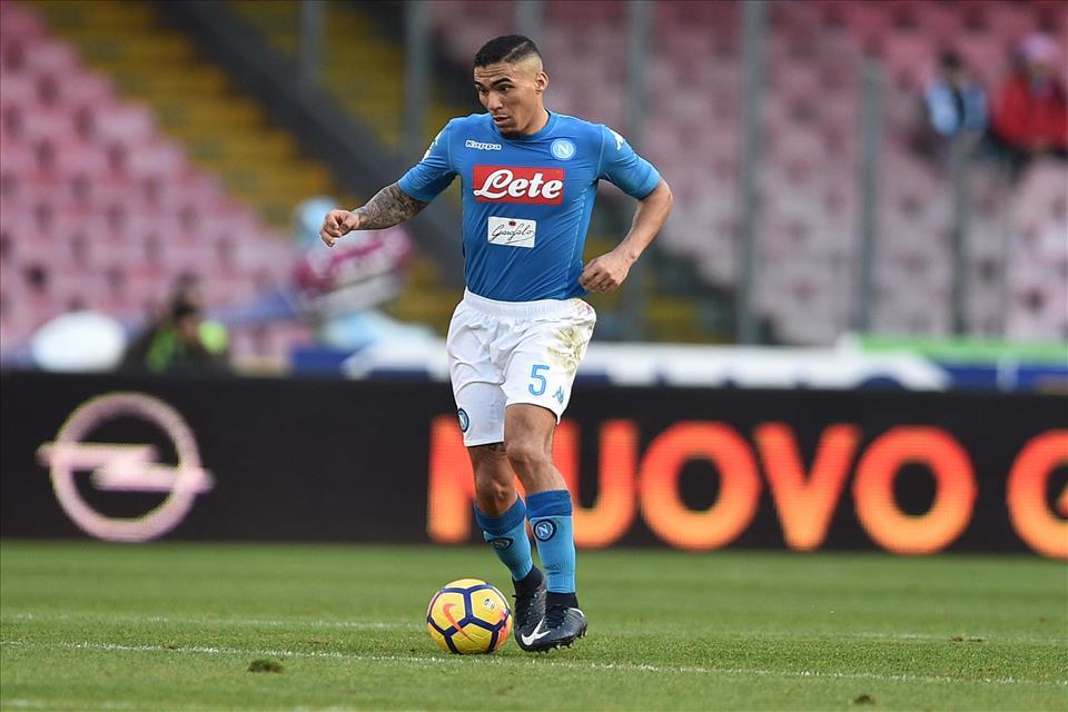 Napoli-Spal 1-0, gol di Allan nel primo tempo per il controsorpasso