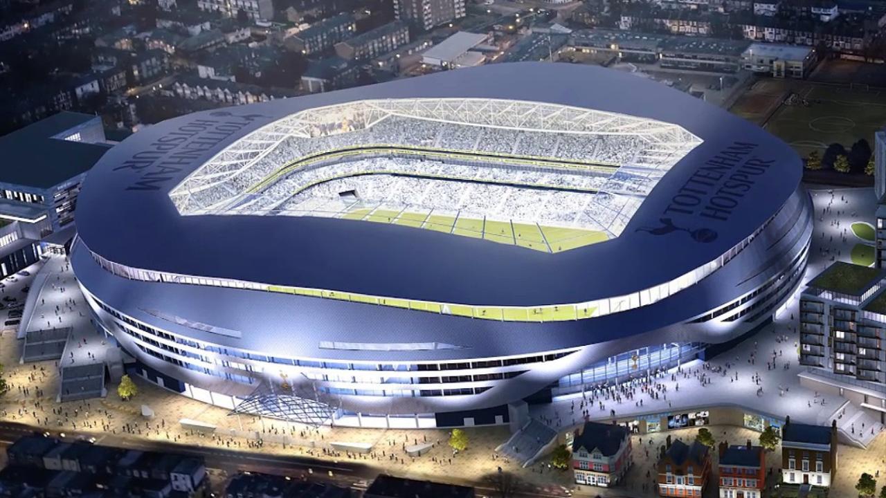 Il Tottenham sta costruendo il suo nuovo stadio, ma già ha iniziato ad incassare