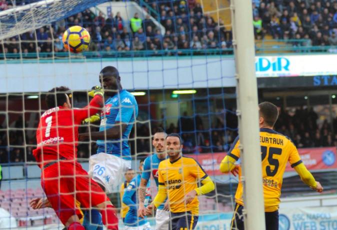 VIDEO-Koulibaly: « Sul mio gol non c'è fallo»