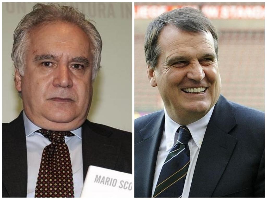 La lite Sconcerti-Tardelli sulla Juventus. Cucchi si dissocia da Sconcerti