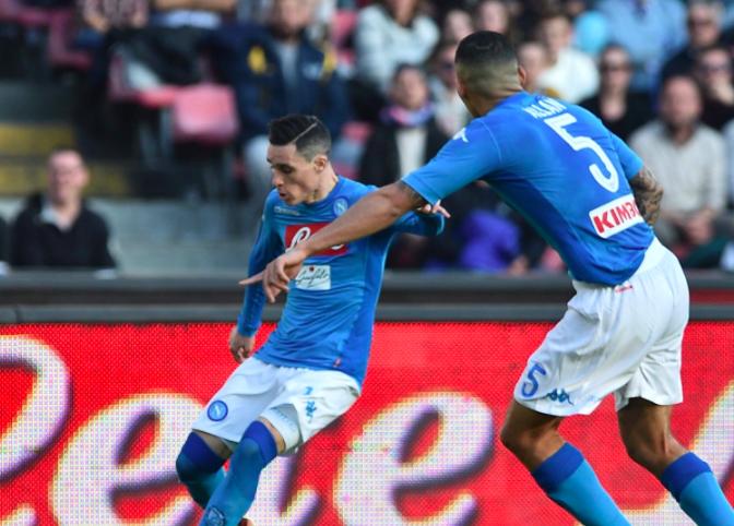 Napoli, 14 partite in stagione senza gol subiti; finisce il digiuno di Callejon