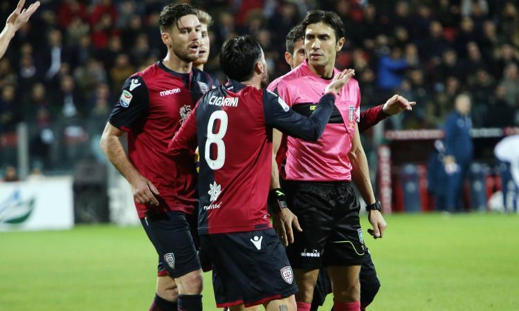 Gazzetta: «Due errori di Calvarese, sul rigore ha scelto lui di non usare il Var»