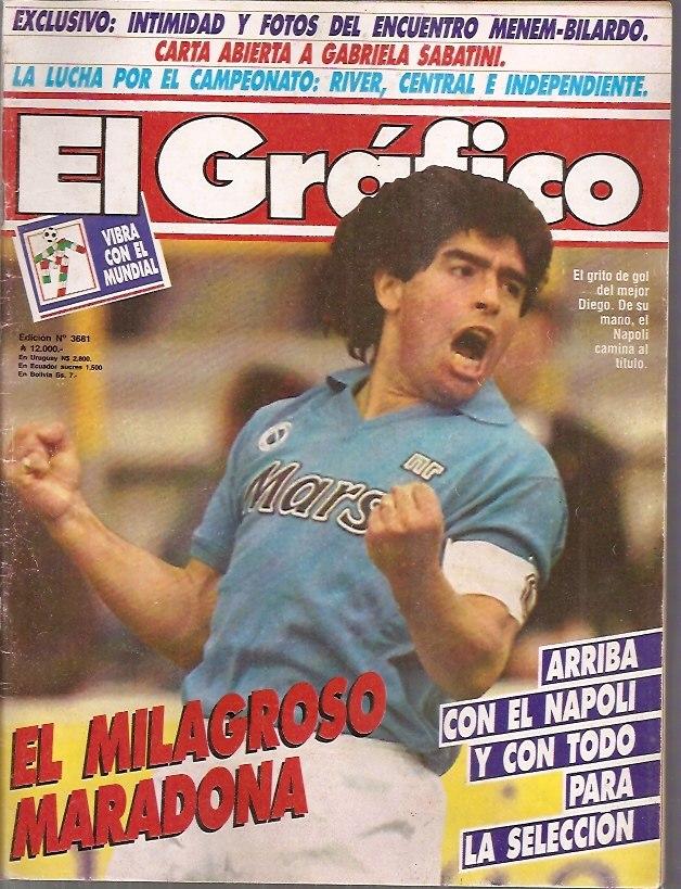Chiude El Grafico, la rivista più iconica del calcio argentino