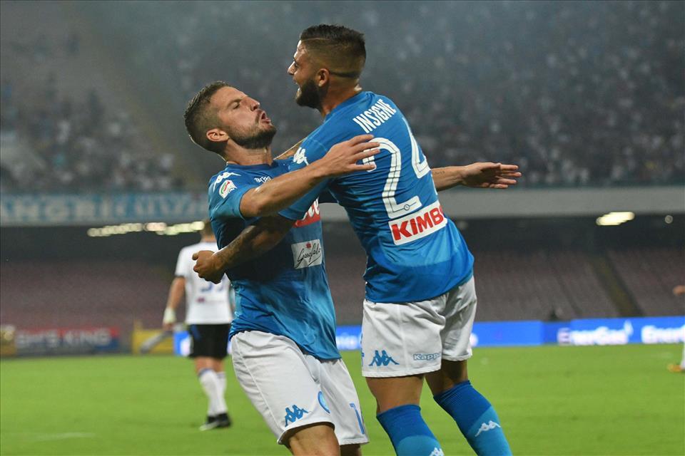 Horncastle (Espnfc): «Il Napoli sembra avere tutto per vincere lo scudetto»