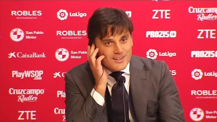 Montella prende cinque gol nel derby di Siviglia