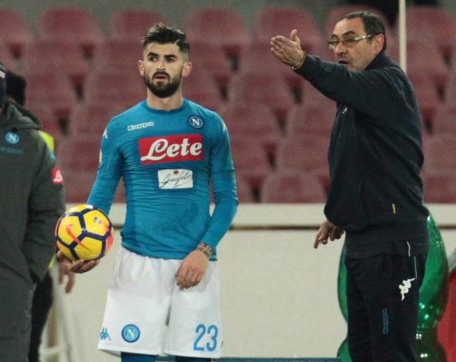 Giuffredi: «Hysaj sta bene a Napoli, ma il Chelsea potrebbe pagare la clausola»