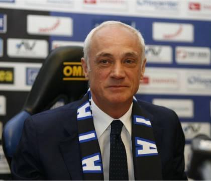 """Percassi: """"Nessun dubbio su Gasperini, ha un contratto e magari lo allunghiamo ancora"""""""