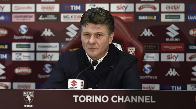 Mazzarri: «Dobbiamo restare lucidi, ho il dovere di trasmettere serenità al Torino»