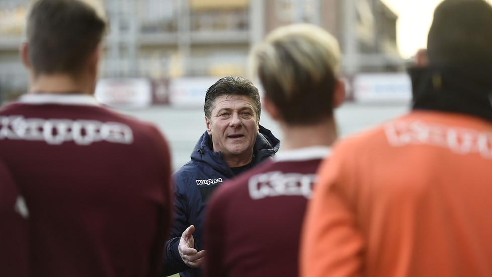 Mazzarri, ricorso parzialmente accolto: sarà in panchina per il derby di Torino