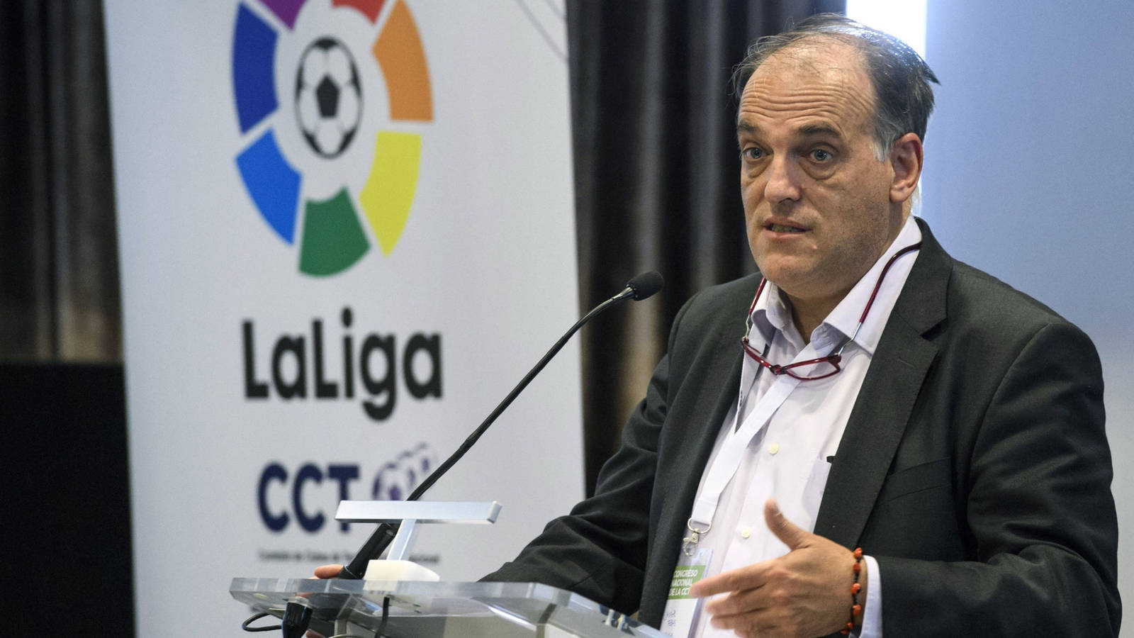 Lega, Tebas è praticamente sfumato; assemblea spaccata, si attende il ritorno di Malagò
