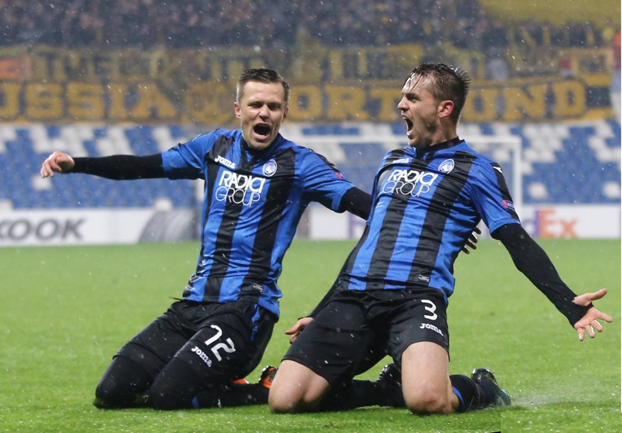 Atalanta-Borussia 1-1: bergamaschi eliminati, Schmelzer decisivo a sette minuti dalla fine