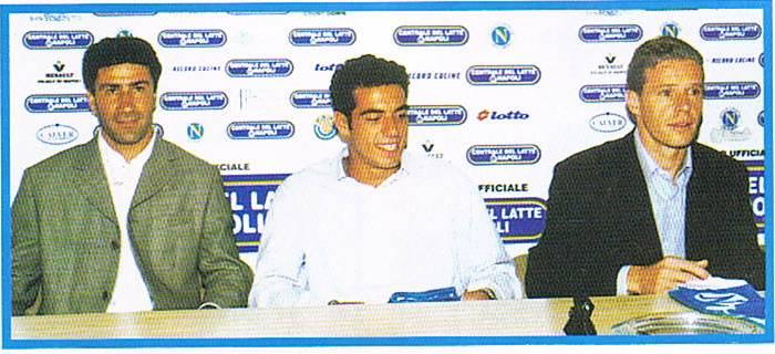 Raffaele Sergio, doppio ex di Benevento e Napoli. Ed emblema delle stagioni più brutte