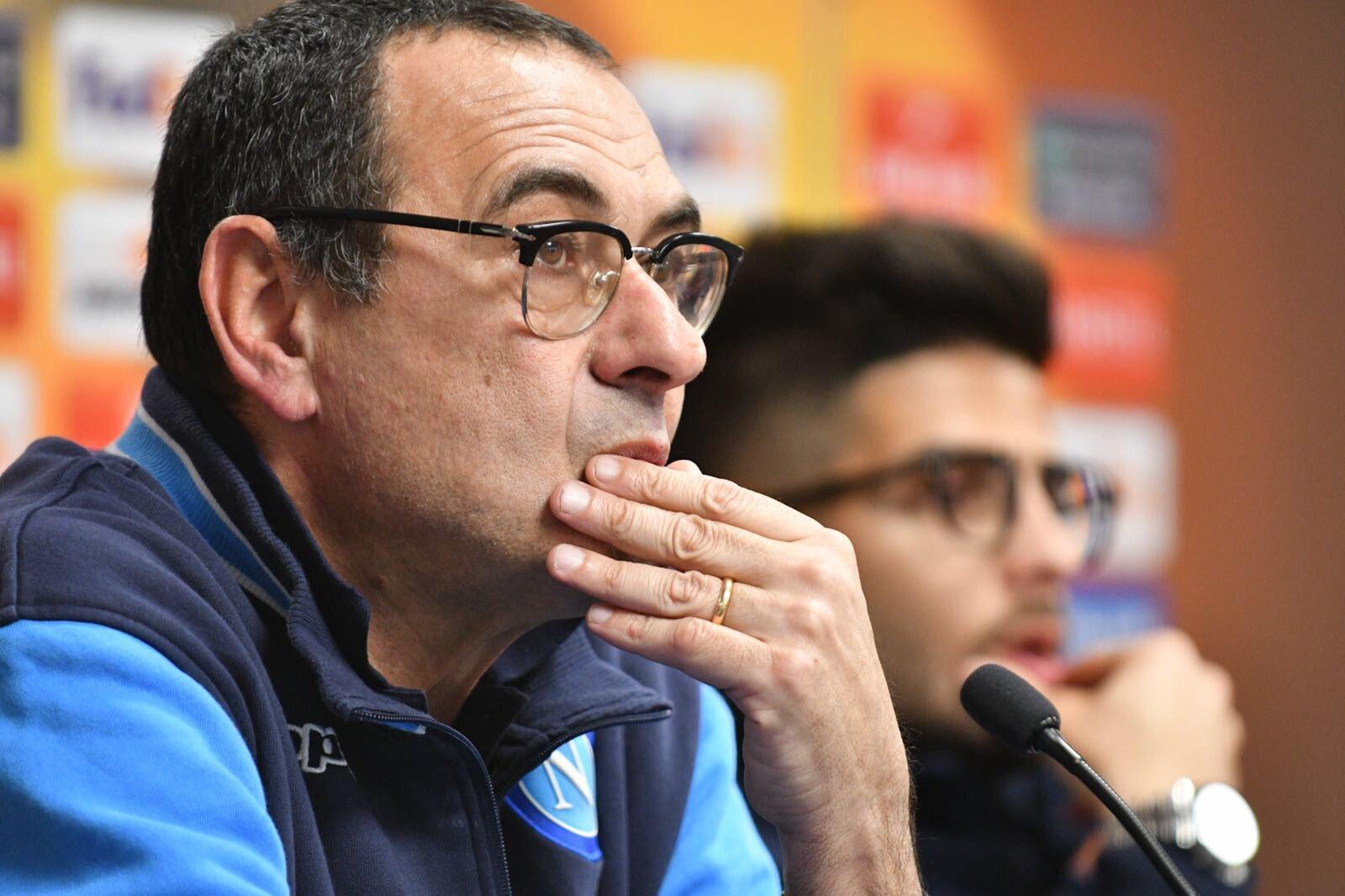 Gazzetta: le differenze del turn over tra Sarri e Allegri, per il Napoli 10 calciatori oltre i 2mila minuti