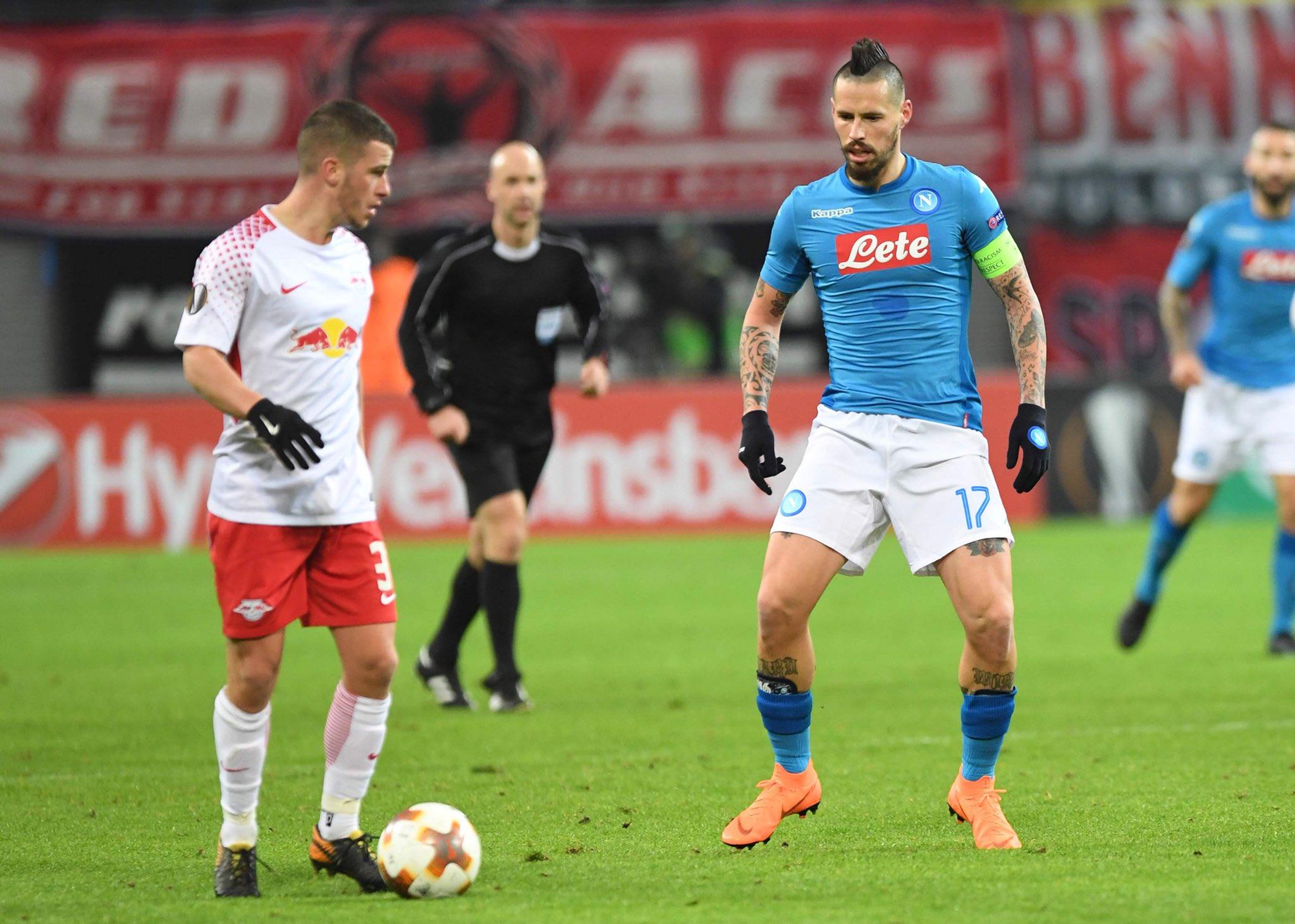 Lipsia-Napoli 0-2, gol di Zielinski e Insigne: una bella serata di calcio