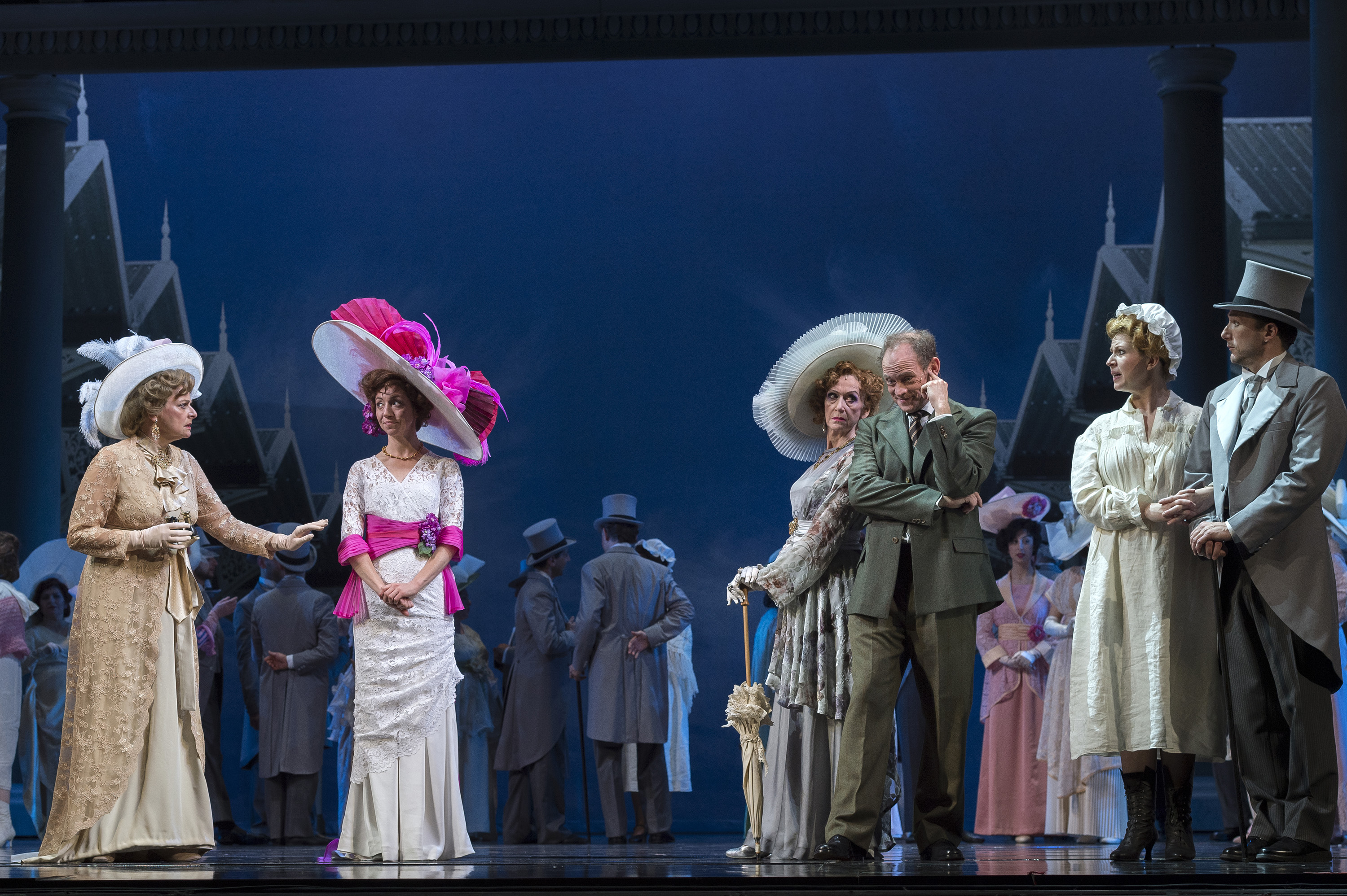 My fair lady: un classico di Broadway al San Carlo