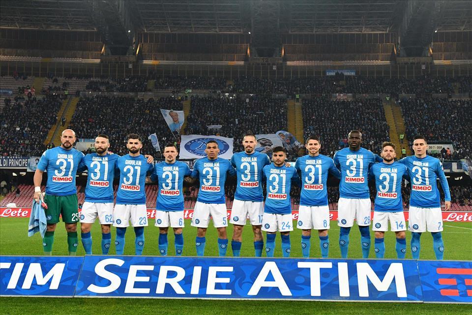 Gazzetta: «Napoli col turboreattore, si è avvicinato alla bellezza delle stelle»