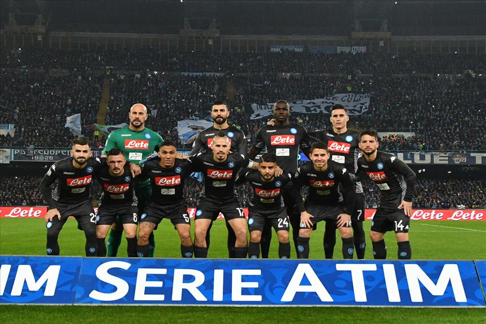 Benevento-Napoli, la probabile formazione: i <i>titolarissimi</i>, senza discussioni