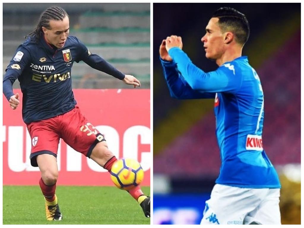 Top e Flop: Callejon e Laxalt, sacrificio e gol decisivi