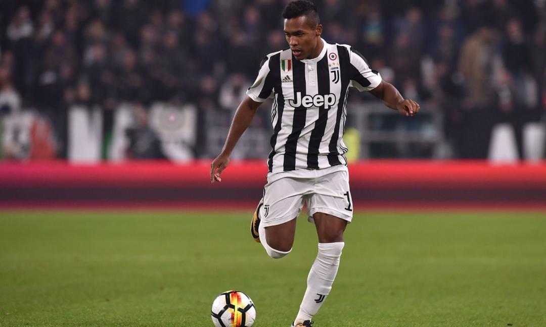 Torino-Juventus, le formazioni ufficiali: Allegri avanza Alex Sandro nel tridente offensivo