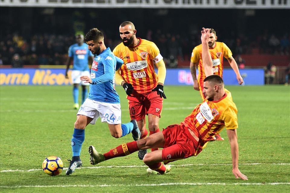 Il Benevento se la gioca, il Sassuolo no