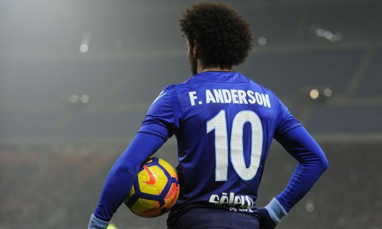 Napoli-Lazio, i convocati di Simone Inzaghi: Felipe Anderson è out