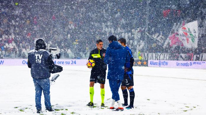 Repubblica: «La Juventus non ha fatto niente per giocare ieri contro l'Atalanta»