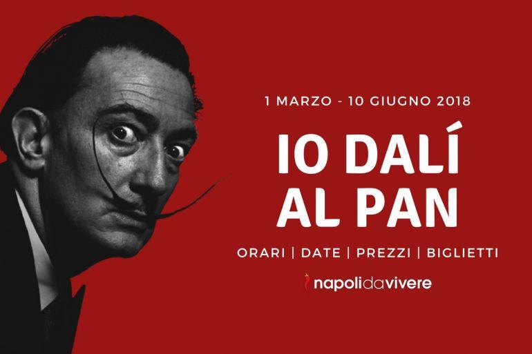 Agenda Napolista: Salvador Dalì al Pan, Flo al Teatro Nuovo
