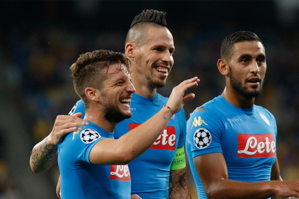Mertens: «Merito al Napoli per il rinnovo di Ghoulam, tenere i migliori è importante per vincere»