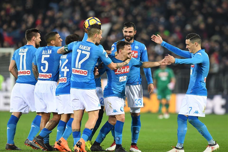 Cagliari-Napoli 0-5, pagelle / Il circo del tiki taka implacabile ci regala il festival della manita