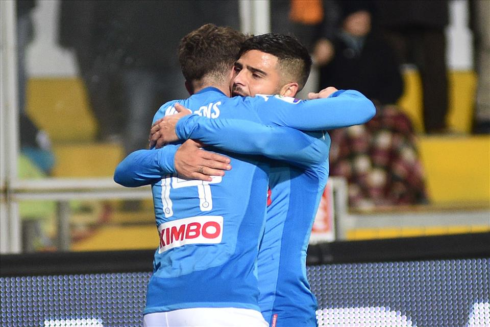 Benevento-Napoli 0-2, pagelle / In terra di streghe, Mertens danza e Insigne si improvvisa mago