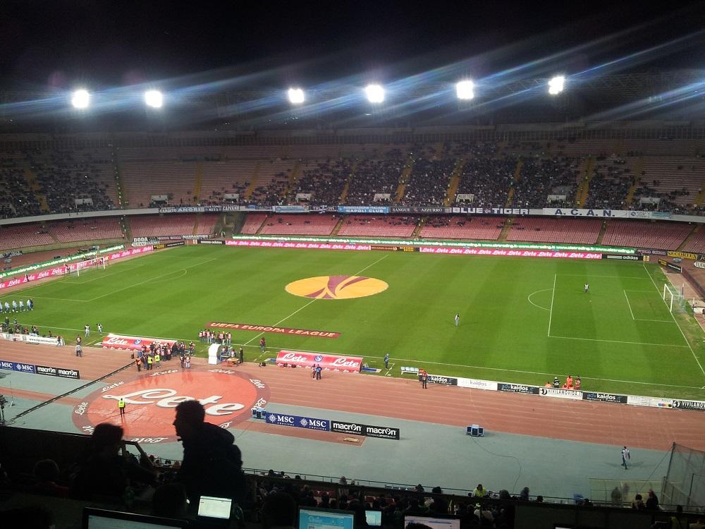 Dove vedere Napoli-Lipsia in tv e streaming