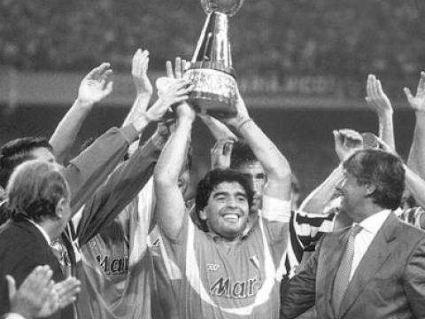 Mi innamorai la sera di Napoli-Juventus 5-1