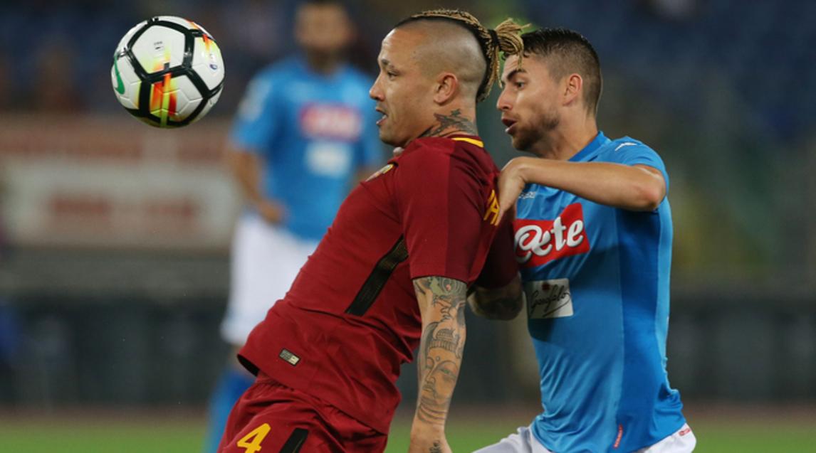 Napoli-Roma giocata in anticipo