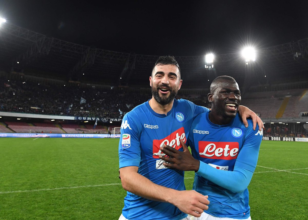 Satin (agente Koulibaly): «Sorpreso dal San Paolo mezzo vuoto, il Napoli intervenga»