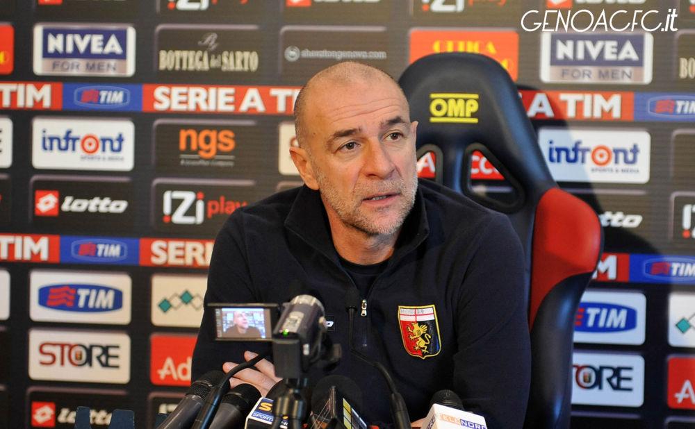 Ballardini: «Affrontiamo una squadra che gioca a memoria, non cambieremo atteggiamento»