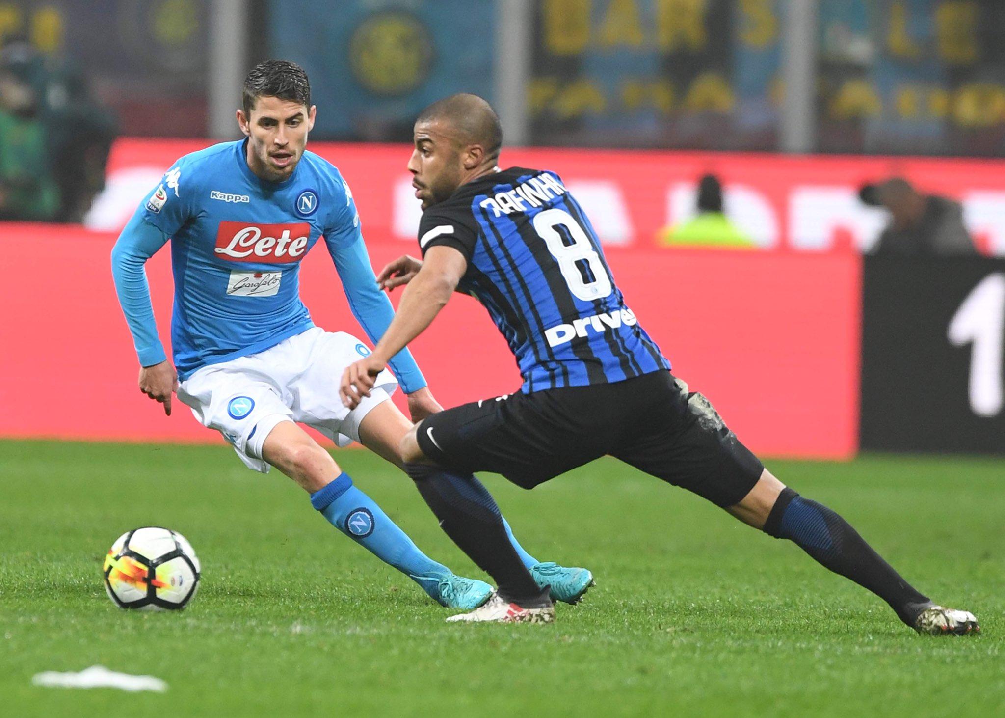 Inter-Napoli 0-0, il primo tempo: tanta tattica, zero emozioni