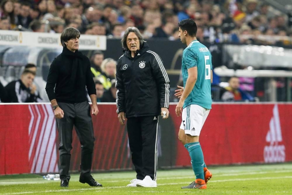 Juventus, infortunio al ginocchio per Khedira (intanto Mandzukic rientra in anticipo)